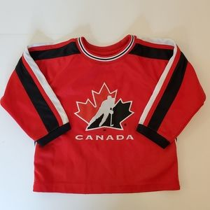 Team Canada Jersey Size 3